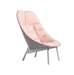 Uchiwa lounge chair quilt