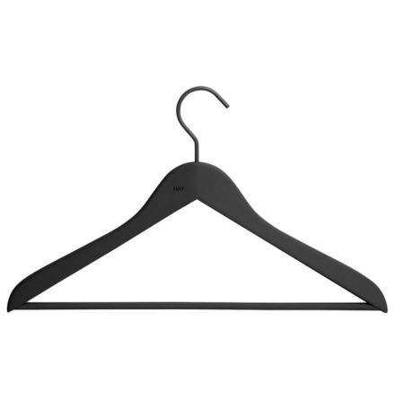 cbb2dc718df0 Soft Coat Hanger-pinne 4-pack svart