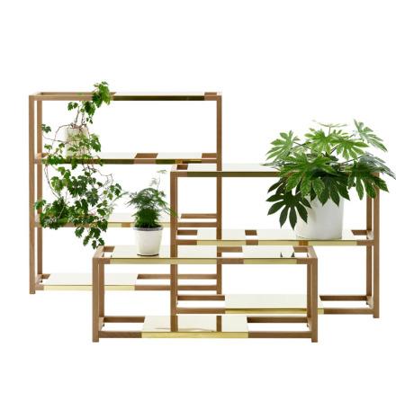 The botanic shelf