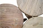 Barpall, gammalt trä
