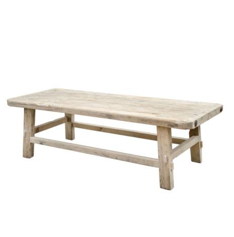 Soffbord återvunnet trä
