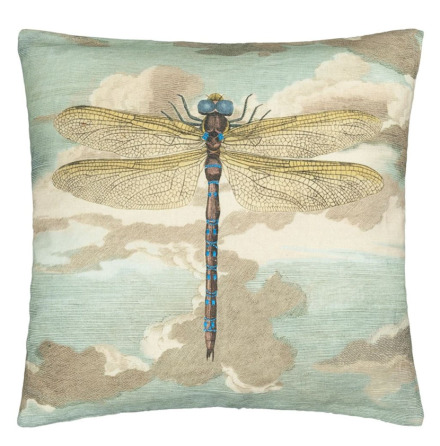 Dragonfly Over Clouds 50x50 cm