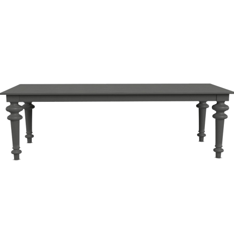 Gray matbord 33, 240x100