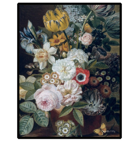Flower Boquet poster 50x70