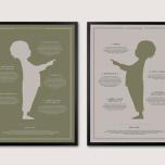 HLR Barn & Luftvägsstopp affisch