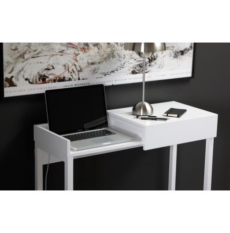 Hidden Laptop Table