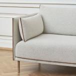 Silhouette 2-sits soffa