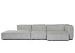 Mags soft 3-sitssoffa, kombination 4