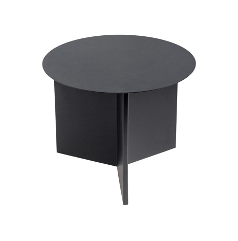Slit table round