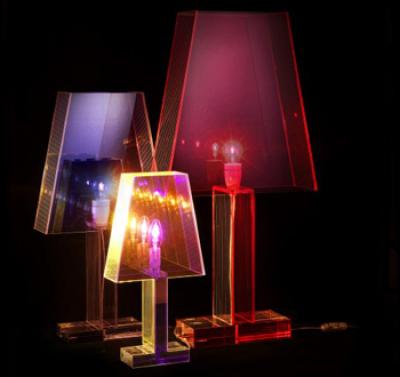 Siluett bordslampa 46 cm