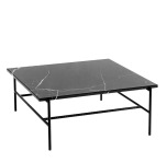 Rebar kvadratiskt soffbord