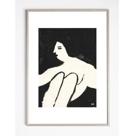 Woman poster 40x50 cm
