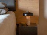 Reverse bordslampa