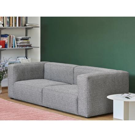 Mags soft 2,5-soffa, högt armstöd