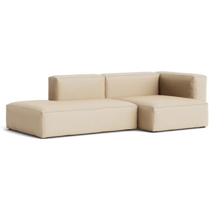 Mags soft 2,5-soffa, comb. 3, högt armstöd