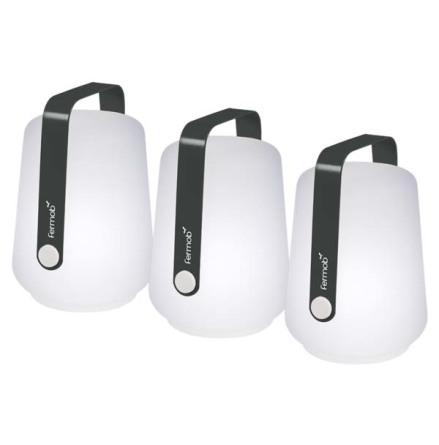 Balad lampa mini 3-pack