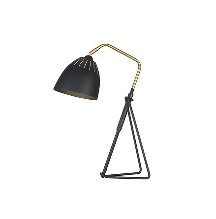 Lean bordslampa