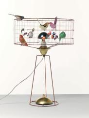 Fågellampa Lampe Tambour