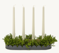 Fira Advent ljusstake