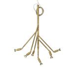 Kvist takpendel, 6 armar