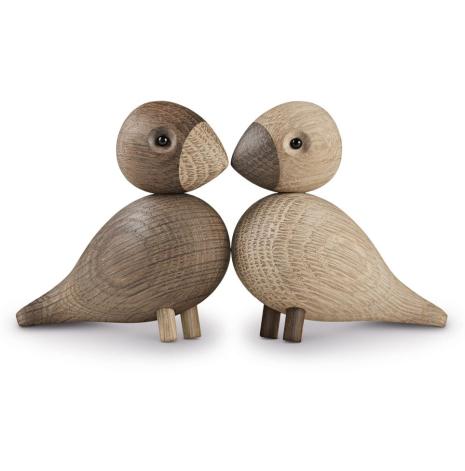 Lovebirds Kay Bojesen