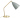 Grasshopper bordslampa