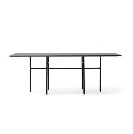 Snaregade bord, rektangulärt