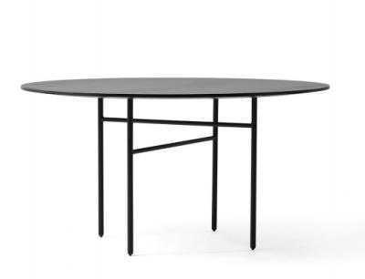 Snaregade bord, runt