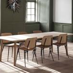 Söborg stol, stålben