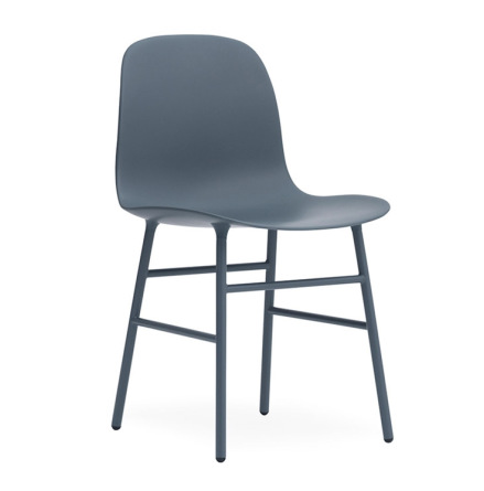 Form Chair stålben