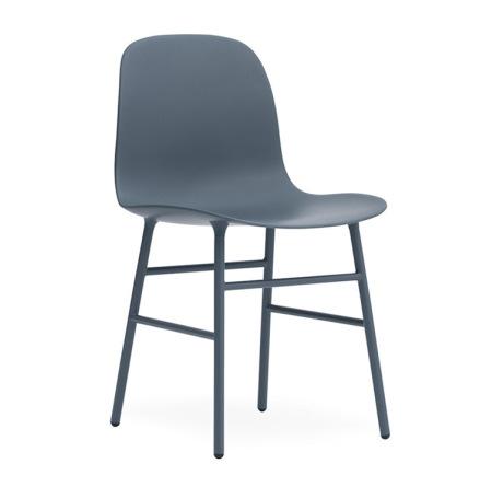 Form Chair stålben